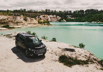 На Chevrolet Traverse едем к лазурным водам «Уральского Бали»
