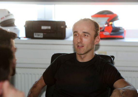 Роберт Кубица проведёт тесты в DTM вместе с BMW