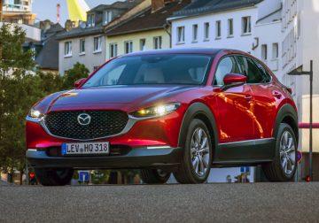 Кроссовер Mazda CX-30 для России: только один мотор