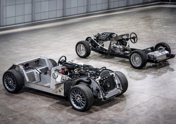Morgan переведет все модели на алюминиевую платформу