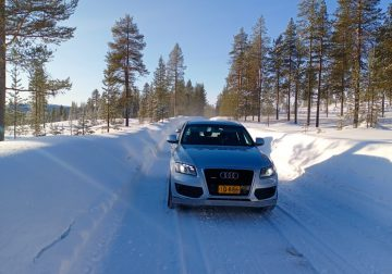 Секонд-тест Audi Q5 Hybrid quattro: не сошлись характерами