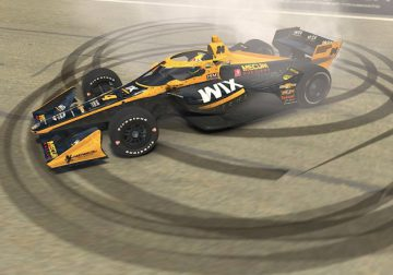 IndyCar iRacing: В Уоткинс-Глен победил Сейдж Карам
