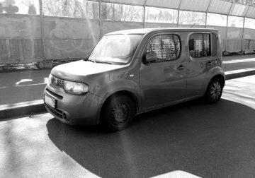 Секонд-тест Nissan Cube: захочу — полюблю