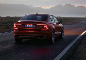 Автомобили Volvo не поедут быстрее 180 км/ч: сделано