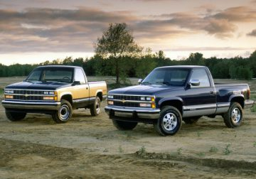 GM представил замену мотора для старых пикапов, внедорожников и фургонов