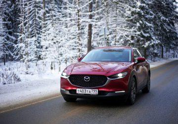 Тест-драйв новой Mazda CX-30: выходит в Цвет